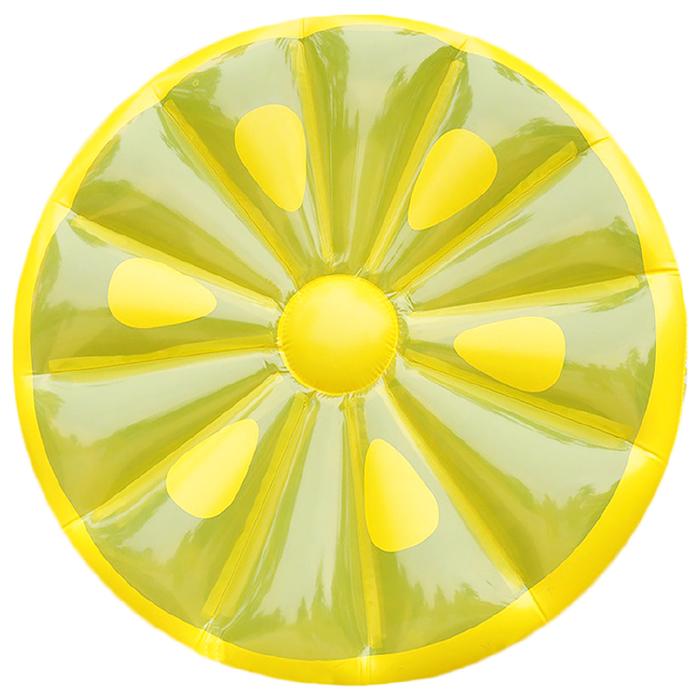 "Плот для плавания ""Лимон""  143 см"