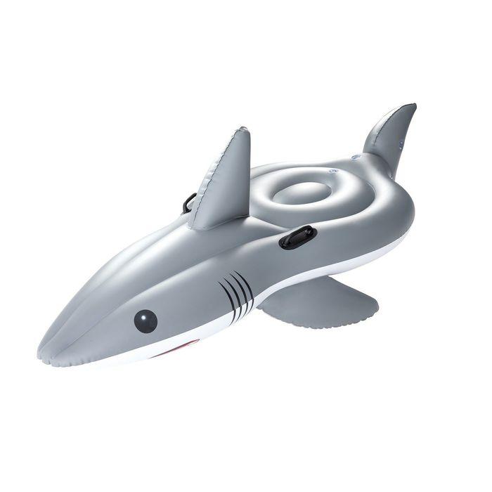 Игрушка надувная «Акула» для катания верхом, 254х122 см