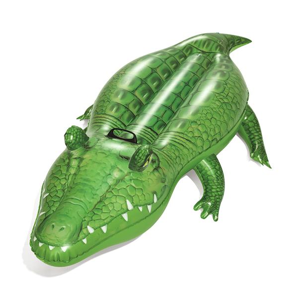 Надувная игрушка для катания верхом Bestway Крокодил 41010