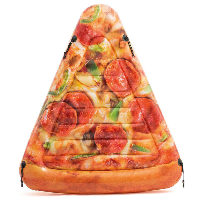 Матрас для плавания «Пицца» 175х145 см, 58752EU
