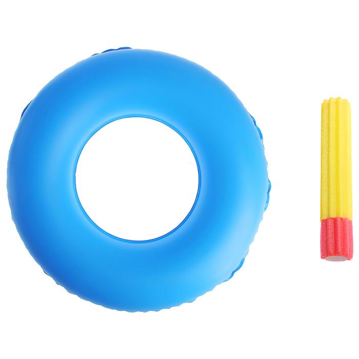 Надувной круг, водная палка «Давай играть»