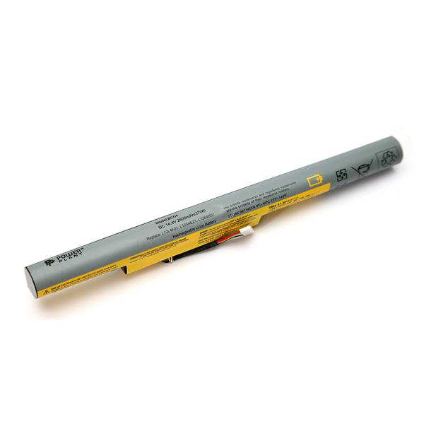 Аккумулятор PowerPlant для ноутбуков IBM/LENOVO IdeaPad Z500 (L12L4K01, LOZ500L7) 14.4V 2600mAh NB00000298
