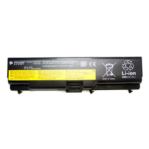 Аккумулятор PowerPlant для ноутбуков IBM/Lenovo ThinkPad T430 42T4733 5200mAh (NB00000199)