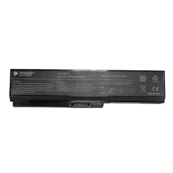 Аккумулятор PowerPlant для ноутбуков Toshiba Satellite L750 PA3817U-1BAS 10400mAh (NB00000251)