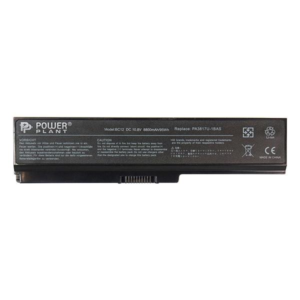 Аккумулятор PowerPlant для ноутбуков Toshiba Satellite L750 PA3817U-1BRS 8800mAh (NB00000310)
