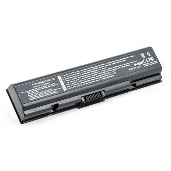 Аккумулятор PowerPlant для ноутбуков Toshiba Satellite A200 PA3534U-1BRS 10.8V 5200mAh (NB00000007)
