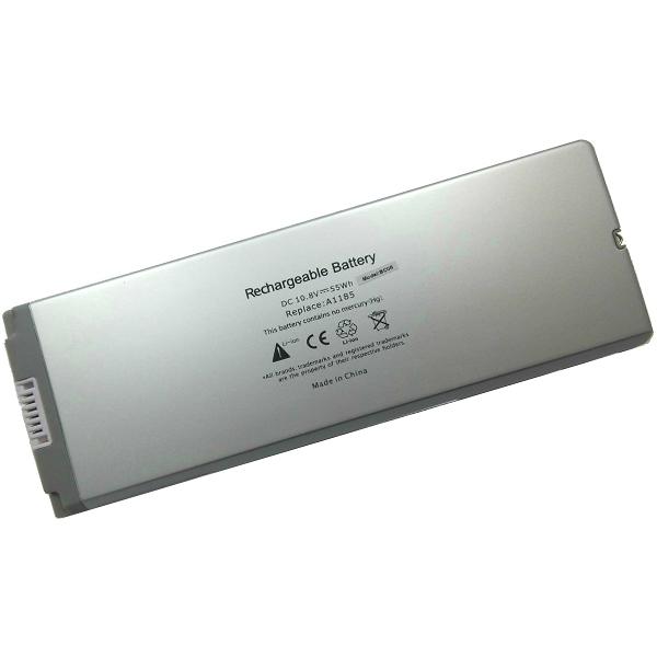 "Аккумулятор PowerPlant  для ноутбуков Apple MacBook 13"" A1185 (NB00000071)"