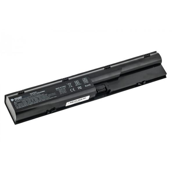 Аккумулятор PowerPlant для ноутбуков HP ProBook 4330s, 4435s, 4530s HSTNN-I02C (NB00000210)