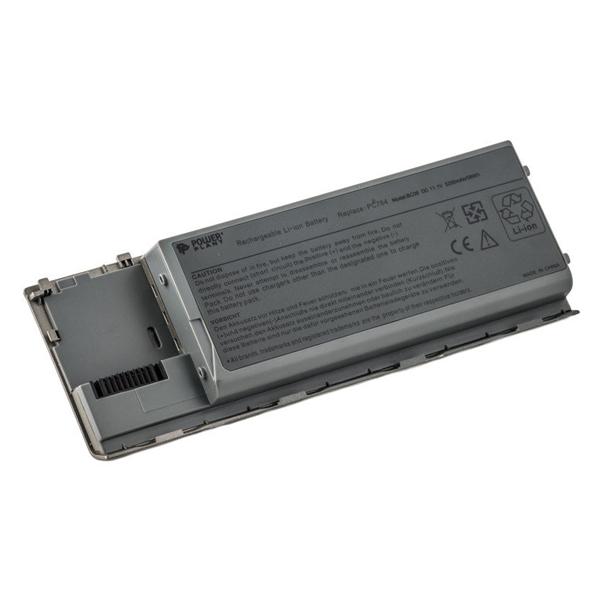 Аккумулятор PowerPlant для ноутбуков Dell Latitude D620, 630xx (NB00000024)