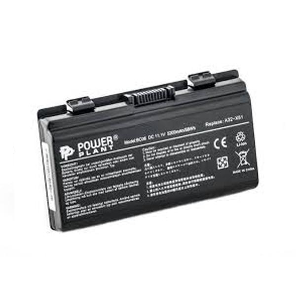 Аккумулятор PowerPlant для ноутбуков ASUS X51H, A32-T12, AS5151LH  (NB00000011)