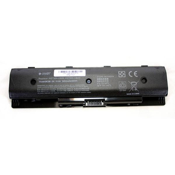 Аккумулятор PowerPlant для ноутбуков HP Envy 15 10.8V 5200mAh (NB00000269)