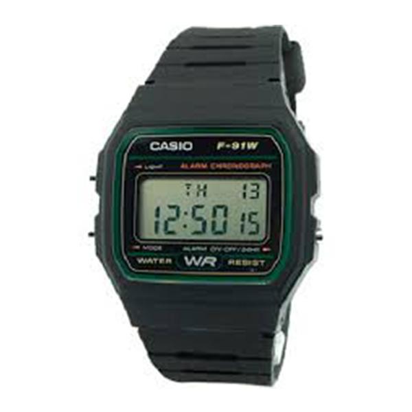 Наручные часы Casio F-91W-3SDG