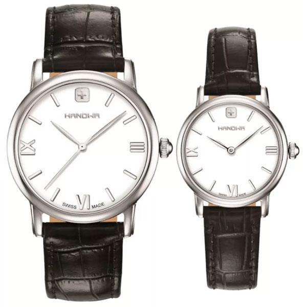 Парные часы Hanowa 16-8071.04.001SET