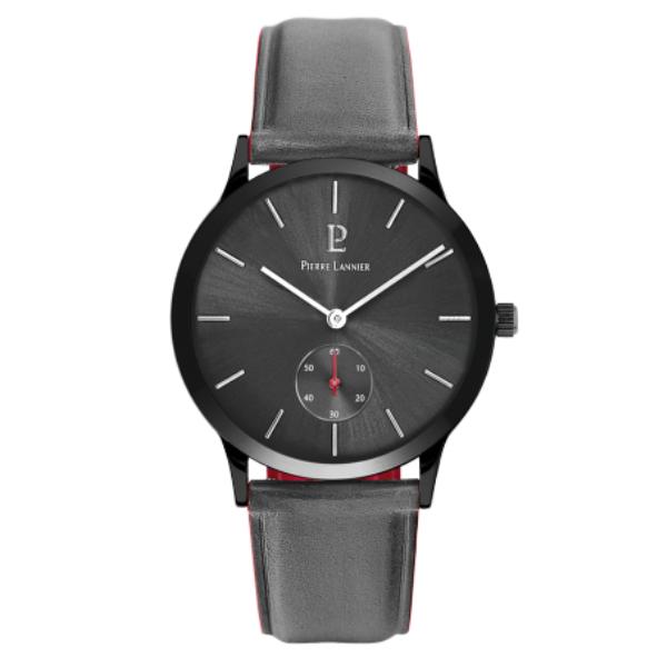 Мужские часы Pierre Lannier Cuir Bleu 222F389