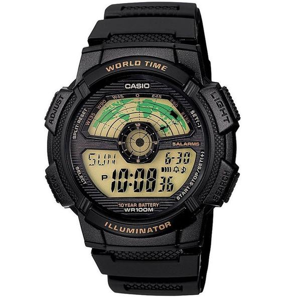 Наручные часы Casio AE-1100W-1BVSDF