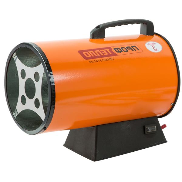 Калорифер газовый Профтепло КГ-10