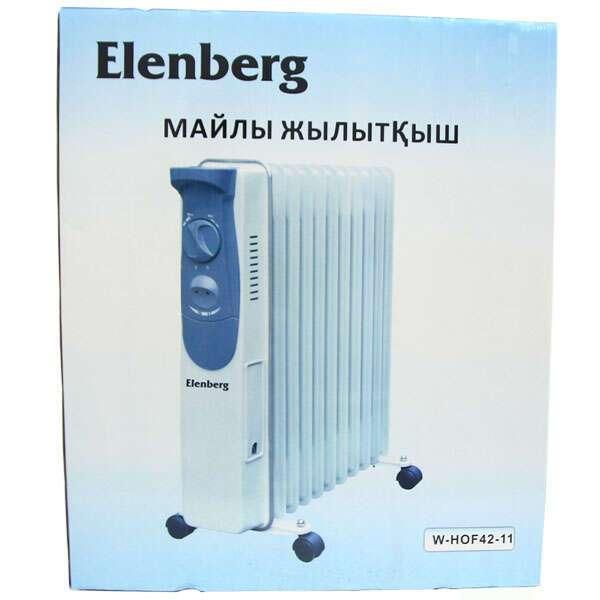 Обогреватель масляный Elenberg W-HOF42(11)