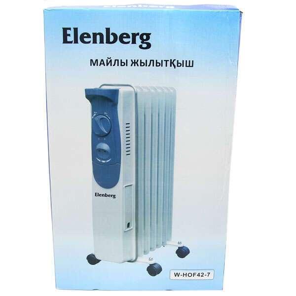 Обогреватель масляный Elenberg W-HOF42(7)