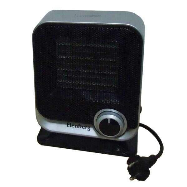 Керамический тепловентилятор Elenberg W-HC1806 (S)