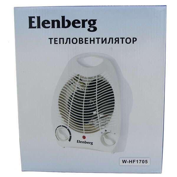 Тепловентилятор Elenberg W-HF1705