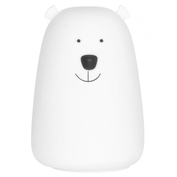 Силиконовый ночник ROXY KIDS Polar Bear R-NL0025