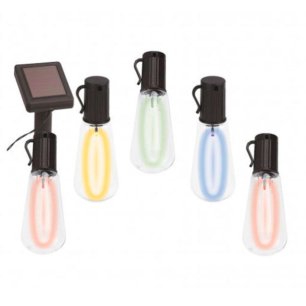 Садовый светильник ЭРА ERAGS012-04
