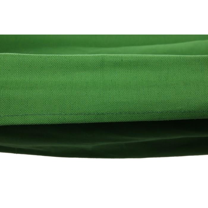 Гамак из льна с планкой RG-14 (Зеленый)
