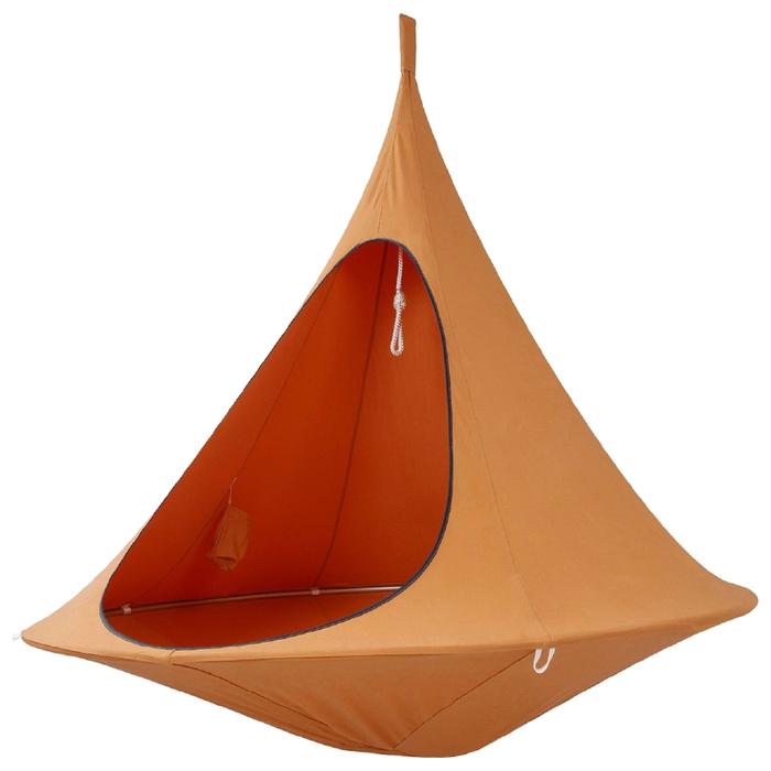 Гамак-кокон Jamber двухместный (Оранжевый)