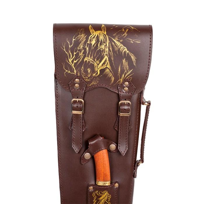 Шампурница подарочная «Чехол ружья компакт»