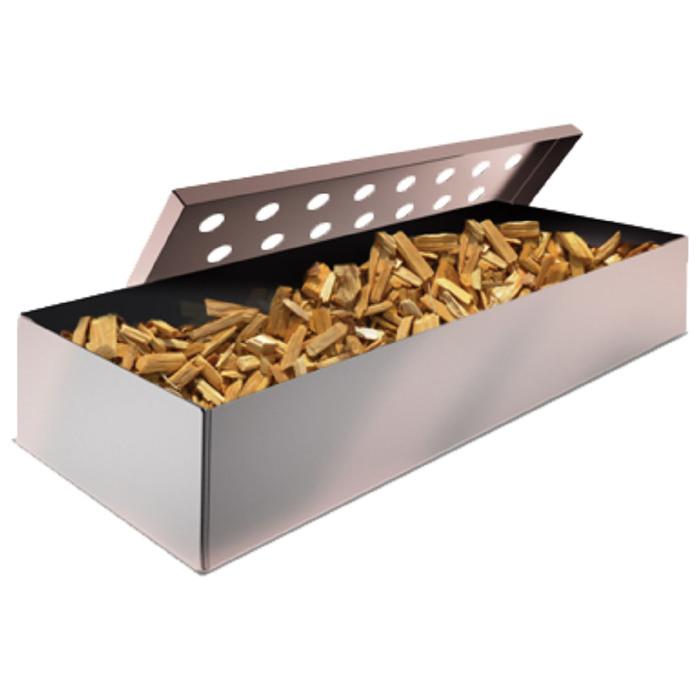 Контейнер для щепы с крышкой, 24,5 х 10 х 5 см