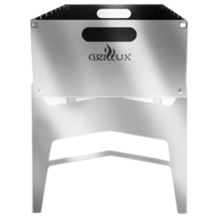 Мангал складной Optimus Plus Stainless, нержавеющая сталь, 57 х 28 х 35,5 см