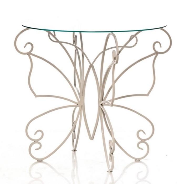 Стол бабочка 352-23 d 75 cм