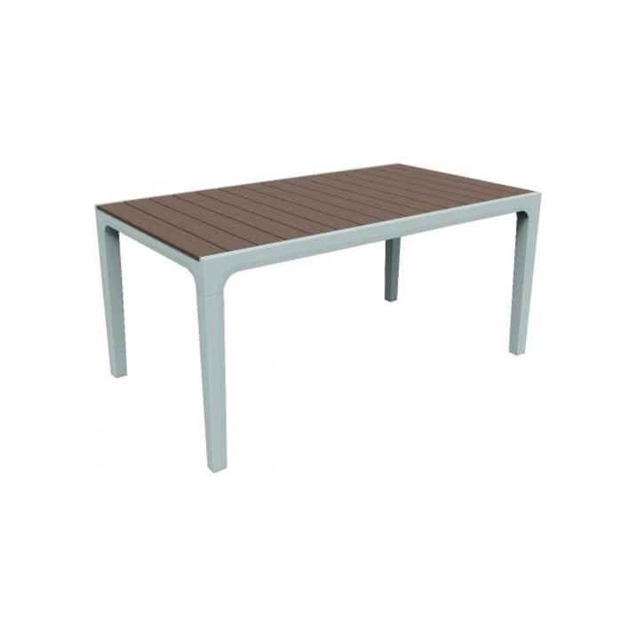 Стол Harmony, 160 × 90 × 75 см, цвет бежевый и белый
