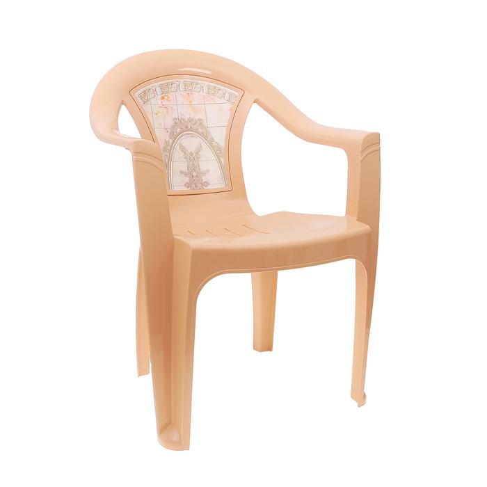 Кресло «Верона», цвет бежевый
