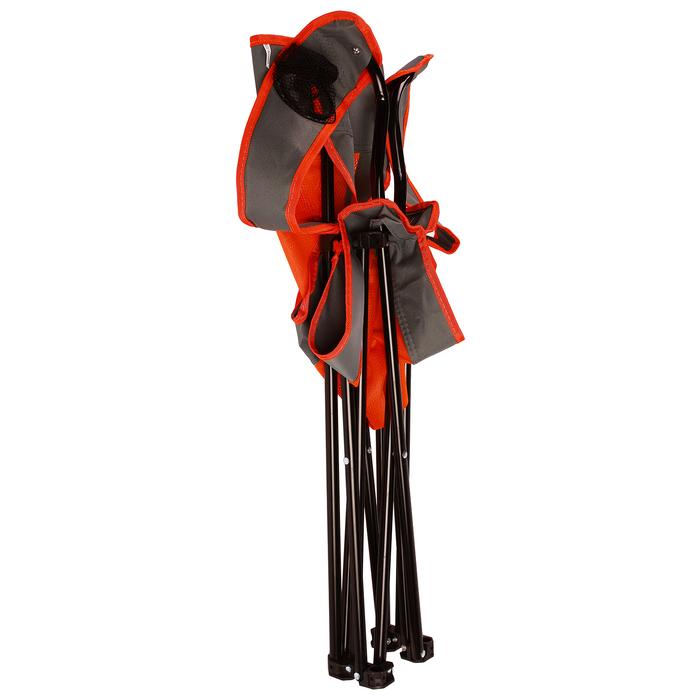 Стул туристический, складной с подстаканником, до 100 кг, размер 50 х 50 х 80 см