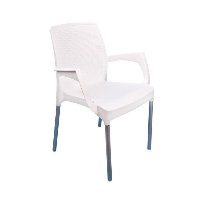 """Кресло """"Прованс"""", цвет белый"""