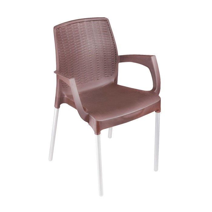 """Кресло """"Прованс"""", цвет коричневый"""