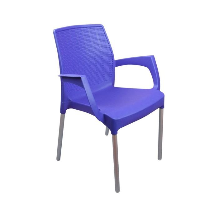 """Кресло """"Прованс"""", цвет синий"""
