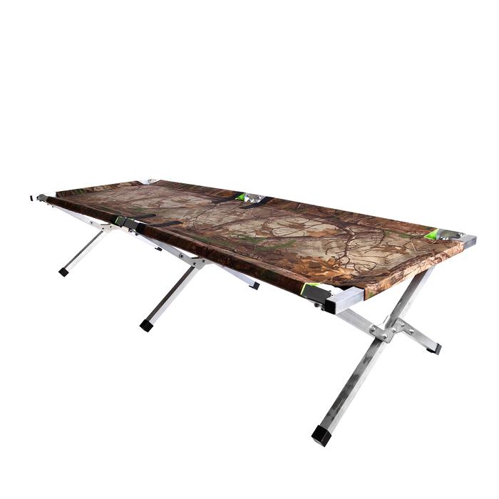 Раскладушка складная «Медведь», размер 180х70х40 см