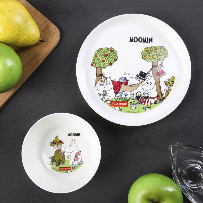 Набор посуды Moomin