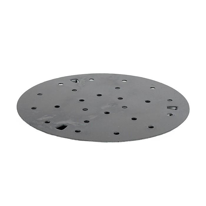 Печь №2 под казан 9 л, толщина металла 2 мм, диаметр 374 мм