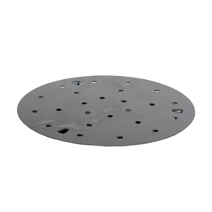 Печь №4 под казан 15 л, толщина металла 2 мм, диаметр 452 мм