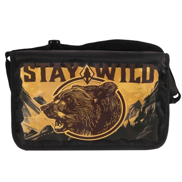 """Термосумка """"Stay wild"""", 16л"""
