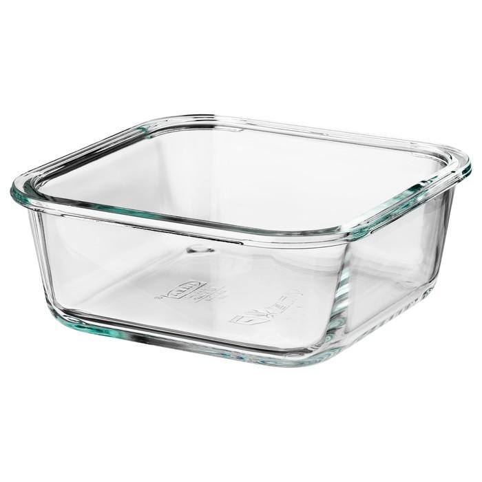Контейнер для продуктов ИКЕА 365, 600 мл, стекло