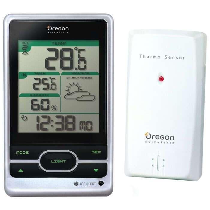 Погодная станция с термометром Oregon Scientific BAR206