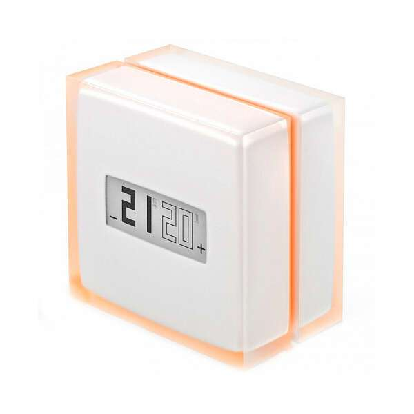 Умный термостат Netatmo Thermostat для отопительных систем (NTH01-EN-EU)