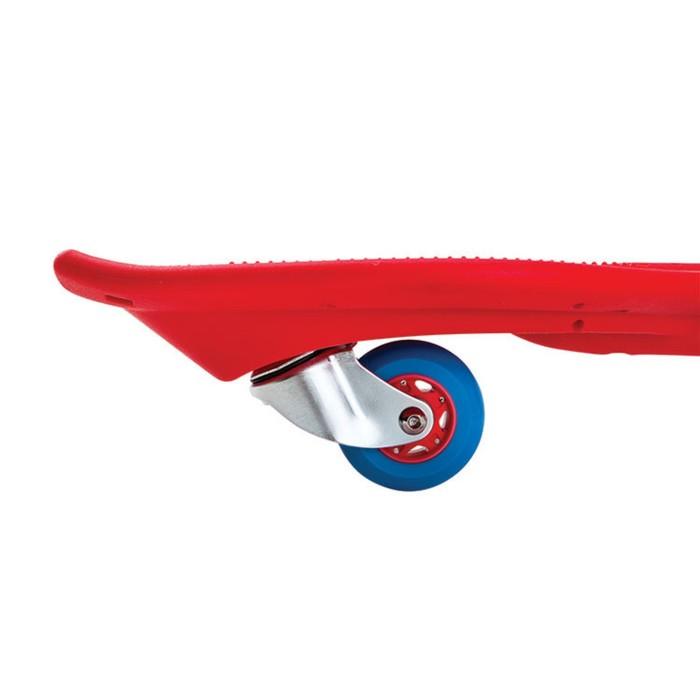 Двухколёсный скейтборд Razor RipStik Berry Brights, цвет красный/синий