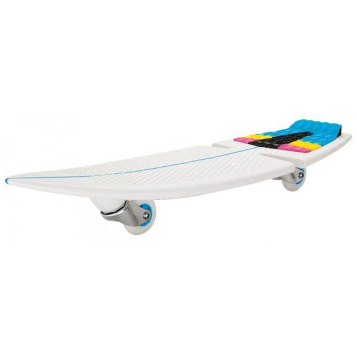 Двухколёсный скейтборд Razor RipSurf, разноцветный CMYK