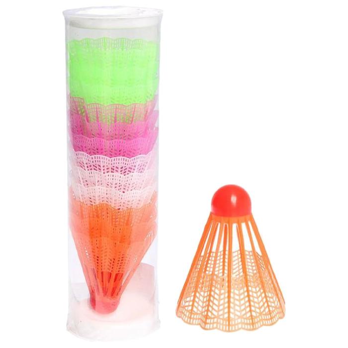 Воланчики цветные, пластиковые, в тубе, набор 12 шт.