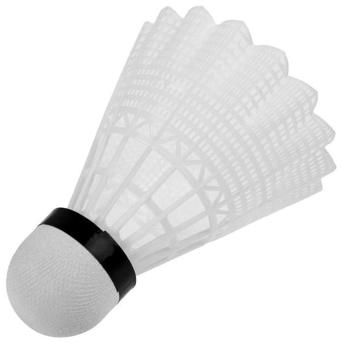 Волан нейлон LONEX №500, цвет белый
